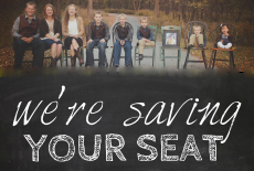 part of our crazy | saving your seat