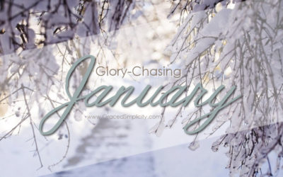 glory-chasing | january