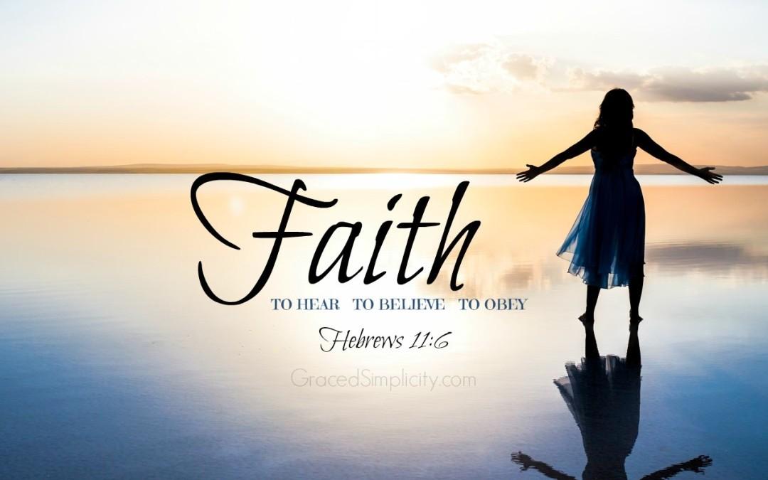 one word 2016 | faith